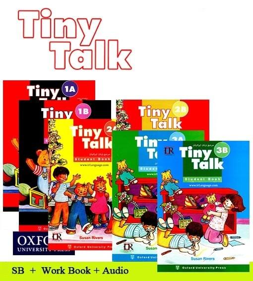 tiny talk english books