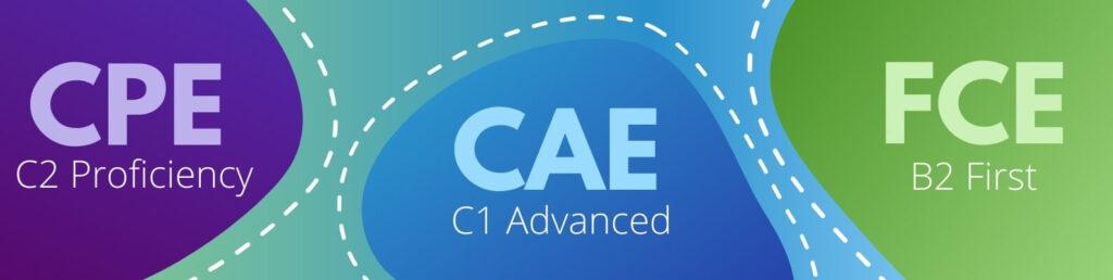 FCE CAE CPE