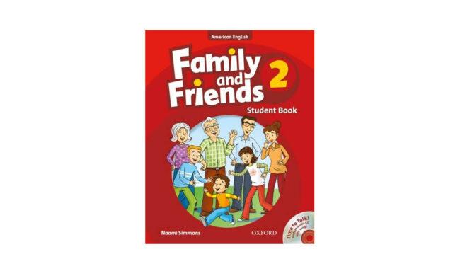 دوره آموزشی زبان انگلیسی نوجوانان – ترم پنجم از کتاب Family and Friends 2